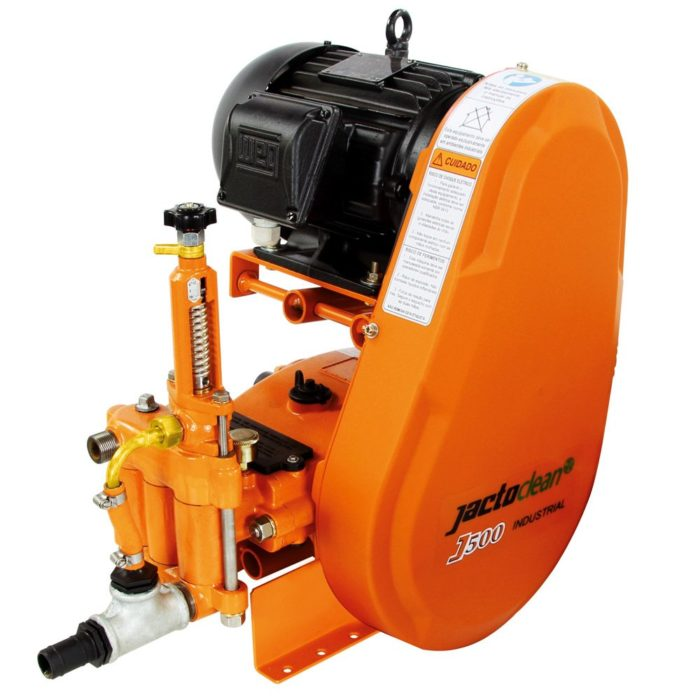 Lavadora de Média Pressão J500 JactoClean - Air Press Compressores